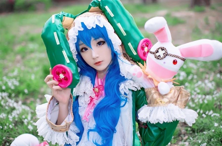 "Cosplay de Yoshino del anime ""Date A Live"" Por ""K Miyuko"""