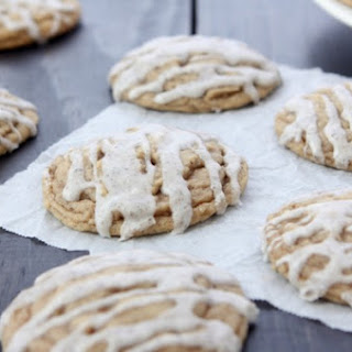 Spiced Vanilla Honey Cookies