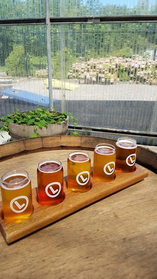 Level Beer Sampler