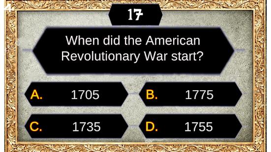 Trivia History Quiz - náhled