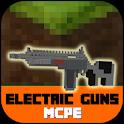 Electric Guns Mod for MCPE icon