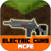 Electric Guns Mod for MCPE