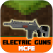 Electric Guns Mod for MCPE Icon