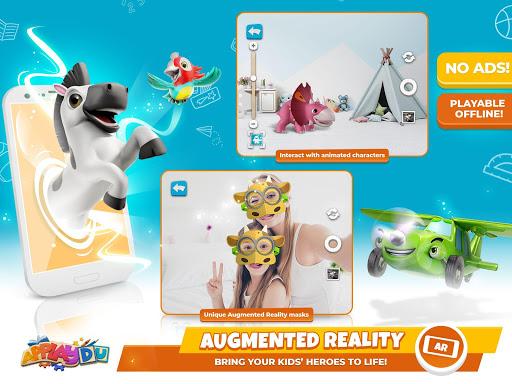 Applaydu - Official Kids Game by Kinder screenshots 10