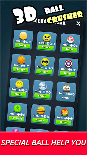 3D Ball Crusher 1.0.59 screenshots 16