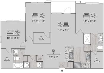 Go to C3 Floorplan page.
