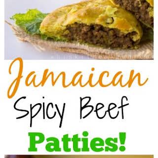 Original Jamaican Beef Patties.