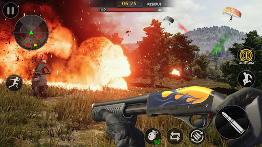 Encounter Strike:Real Commando Secret Mission 2020 1.1.5 Mod Screenshots 3