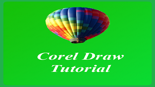 Foto do Corel Draw Tutorial
