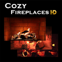 Cozy Fireplaces HD icon