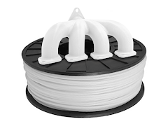 White PRO Series ABS Filament - 2.85mm (1kg)