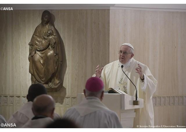 Đức Thánh Cha Phanxico: những kỳ công của chức tư tế của Đức Ki-tô