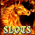 Sizzling Mustang Deluxe Slots icon