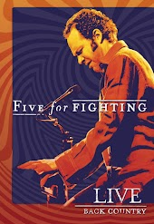 Five for Fighting: Live: Back Country