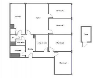 appartement à Bobigny (93)