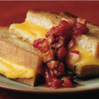 Chipotle-Bacon Salsa.