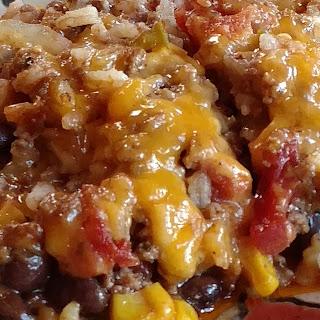 Delicious Goodness Mexican Casserole Recipe