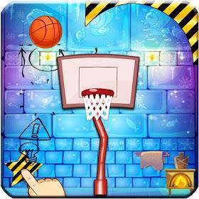 Талантливый баскетболист