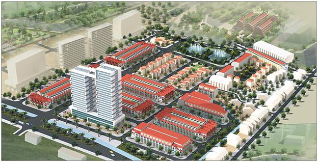 Khu đô thị Công Thành Uông Bí