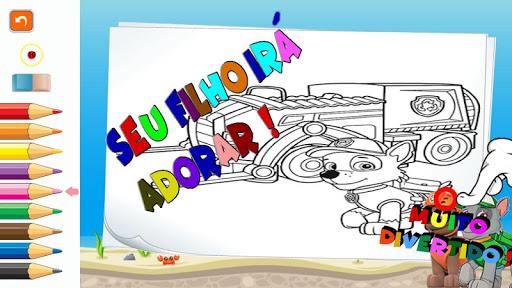 Pintar Patrulha Canina 1.0.0.6 screenshots 3