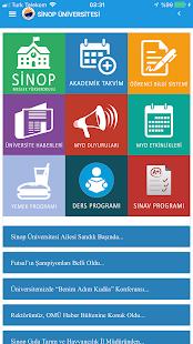 Sinop Üniversitesi - MYO - náhled