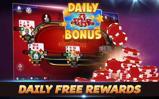 Svara - 3 Card Poker Online Card Game 1.0.11 screenshots 20