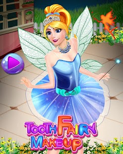 Tooth Fairy Makeup Story - náhled