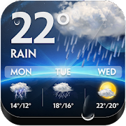 App Weather Forecast 6 days APK for Kindle