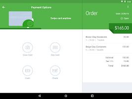 Screenshot of QuickBooks GoPayment