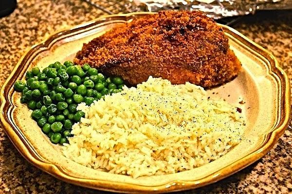 Crispy Oven Baked Chicken Recipe