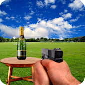 Bottle Shoot: Shooting Range Bottle Shooting Game