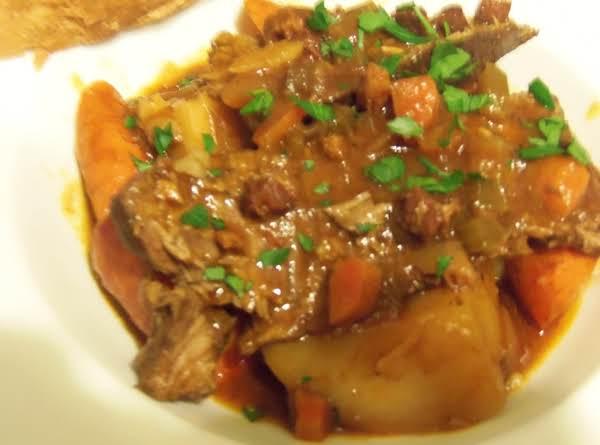 Pot Roast Sunday Recipe