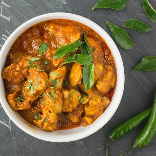 Indian Restaurant Madras Curry Recipe