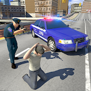 US Police Car Chase Simulator