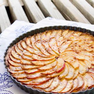 Vegan and Gluten-Free Apple Pie.