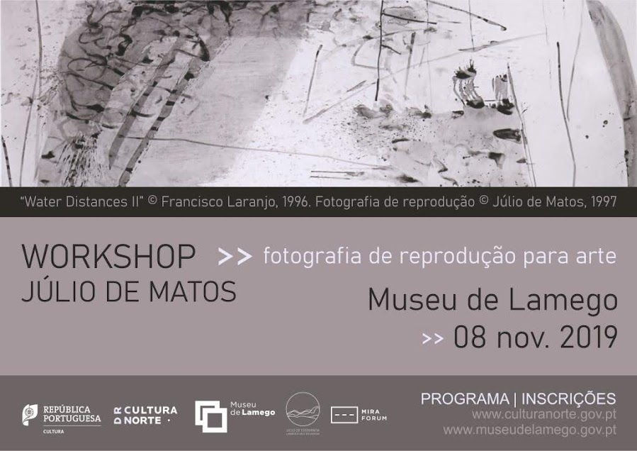 Workshop de Fotografia no Museu de Lamego