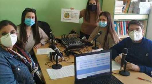 'Una misma voz', la radio coeducativa del IES Villa de Níjar