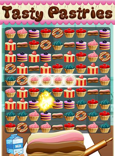 杯型蛋糕泡泡游戏