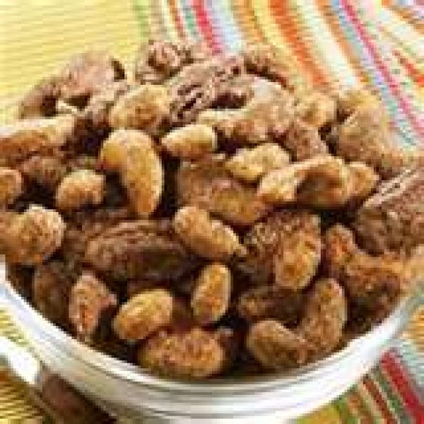 Sweet And Crunch Nuts Made With Splenda Recipe