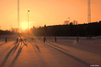 Photo: Go!!!  This is one of my favorite sunset pictures:) #WinterWednesday curated by +Antoine Berger