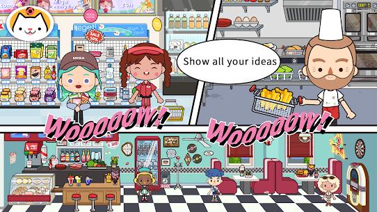 Miga Town: My World MOD (Unlock Map) 3