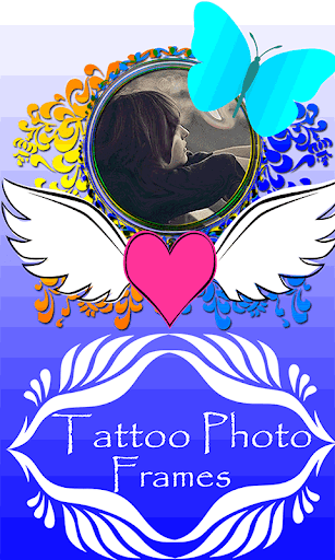 Tattoo Photo Frames