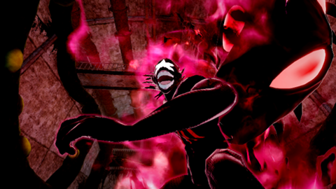 Tokyo Ghoul re Call to Exist Action