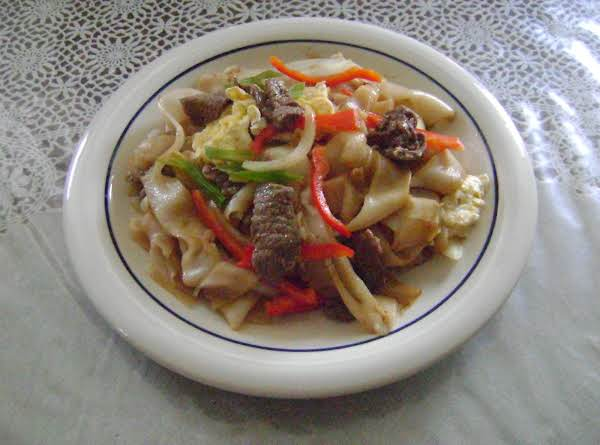 23 Beef Chow Fun Noodles Recipe