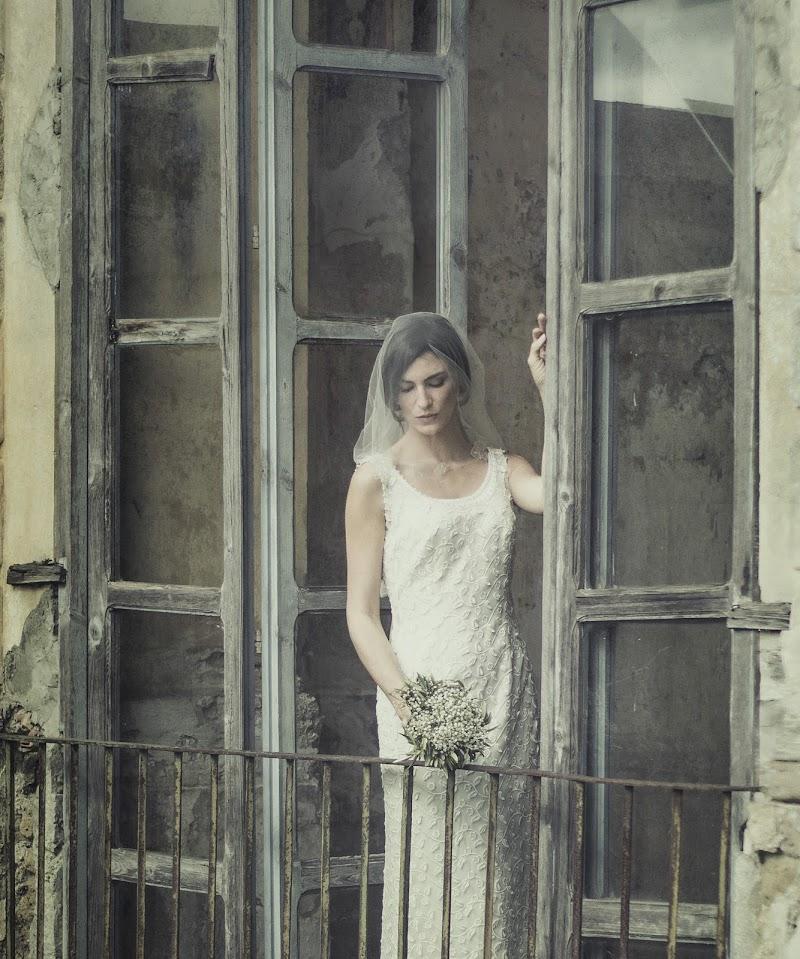 The sad bride di Elebrusco