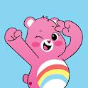 Care Bears Sticker Share icon