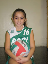 Photo: Matilde Mini Volley numero 16