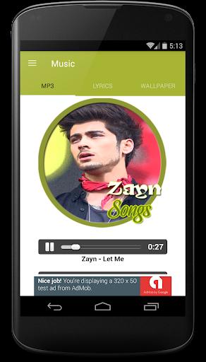 download lagu zayn let me love you mp3