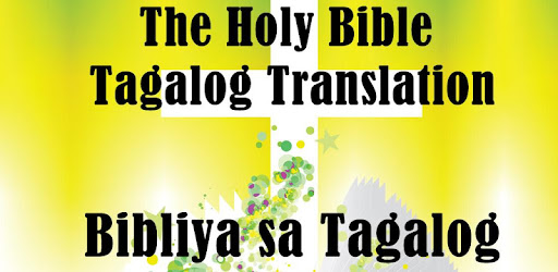 Tagalog Bible Translation - Apps on Google Play