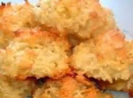No Sugar, Lo-carb Macaroon Cookies